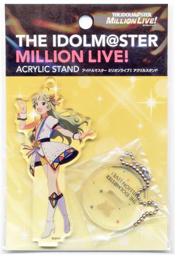 THE IDOLM@STER MILLION LIVE! THEATER DAYS アクリルスタンド ヌーベル・トリコロールver. 島原エレナ