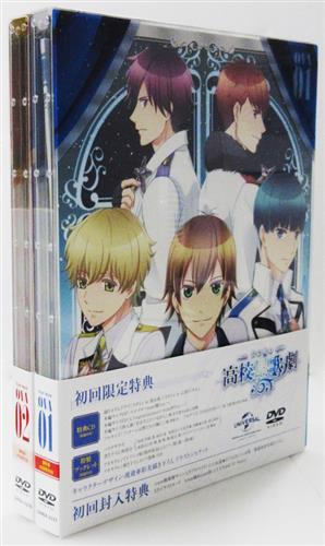 OVA スタミュ 初回限定版 全2巻セット