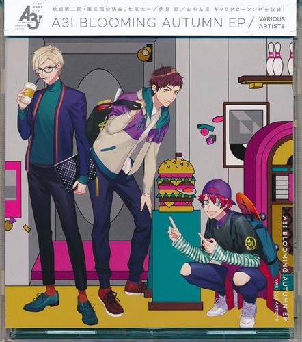 A3! Blooming AUTUMN EP