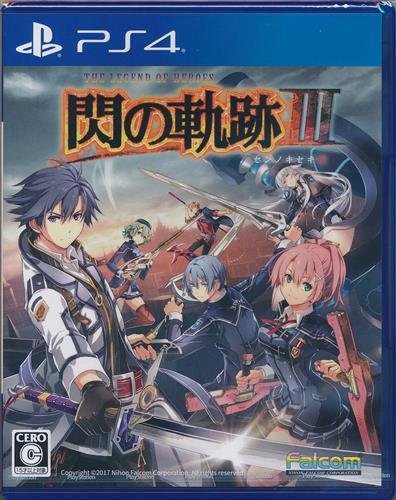 英雄伝説 閃の軌跡 III (通常版) 【PS4】