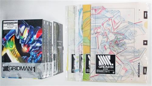 SSSS.GRIDMAN きゃにめ特装版 全4巻セット