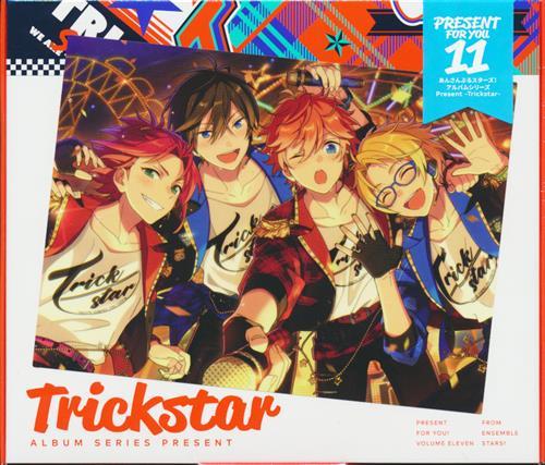 あんさんぶるスターズ! アルバムシリーズ Trickstar 初回限定生産盤