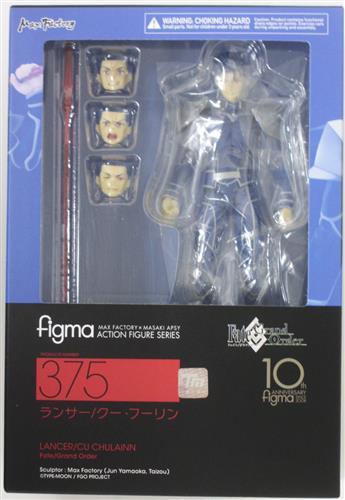 figma 375 Fate/Grand Order ランサー/クー・フーリン
