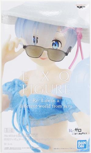 Re:ゼロから始める異世界生活 EXQフィギュア ~ラムとレムのスペシャルアソート vol.2~ レム