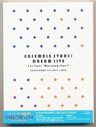 """あんさんぶるスターズ! DREAM LIVE -1st Tour """"""""Morning Star!""""""""- 【ブルーレイ】"""