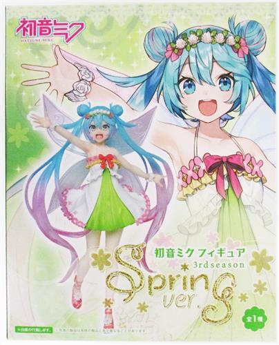 初音ミク フィギュア 3rd season 初音ミク Spring ver.【秋葉原店出品】