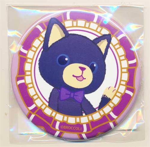 うたの☆プリンスさまっ♪ PRINCE CAT 3rd Anniversary くじ E賞 缶バッジ 3rd Anniversary Ver. アイリス(一ノ瀬トキヤ)【池袋本店出品】