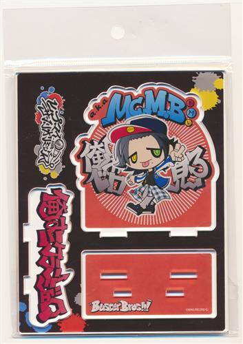 ヒプノシスマイク-Division Rap Battle- サンリオリミックスアクリルスタンド 山田二郎(MC.M.B)