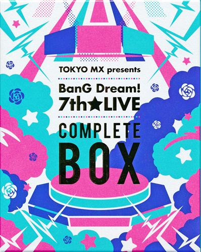 TOKYO MX presents 「BanG Dream! 7th☆LIVE」COMPLETE BOX