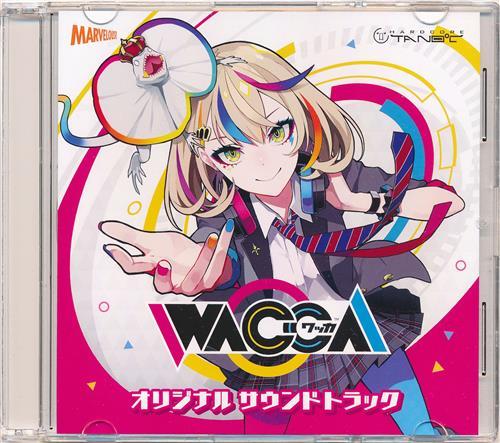 WACCA オリジナルサウンドトラック 【稼働記念サントラCDゲットキャンペーン】