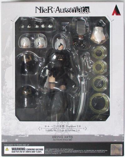 NieR:Automata BRING ARTS ヨルハ二号B型 Version 2.0【秋葉原店出品】