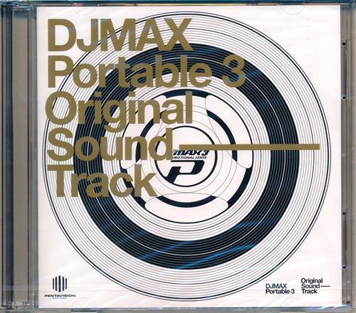 DJMAX Portable 3 Original Sound-Track