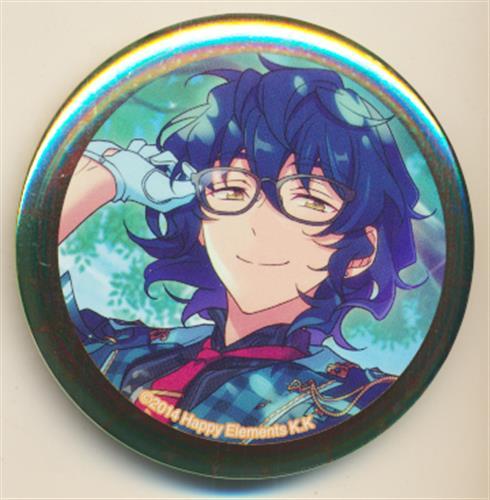 あんさんぶるスターズ! キャラバッジコレクション Idol Special Days Vol.6 Ver.A (缶バッジ) 青葉つむぎ