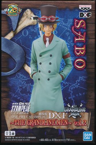 劇場版 ONE PIECE STAMPEDE DXF~THE GRANDLINE MEN~ vol.2 サボ【秋葉原店出品】