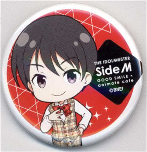 THE IDOLM@STER SideM×アニメイトカフェ トレーディング缶バッジアニバーサリーver. Aグループ 冬美旬