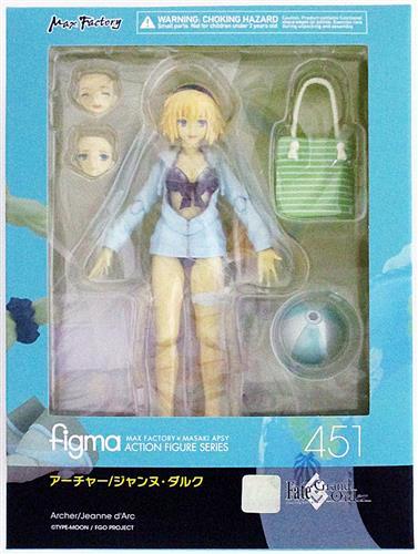 figma 451 Fate/Grand Order アーチャー/ジャンヌ・ダルク【秋葉原店出品】