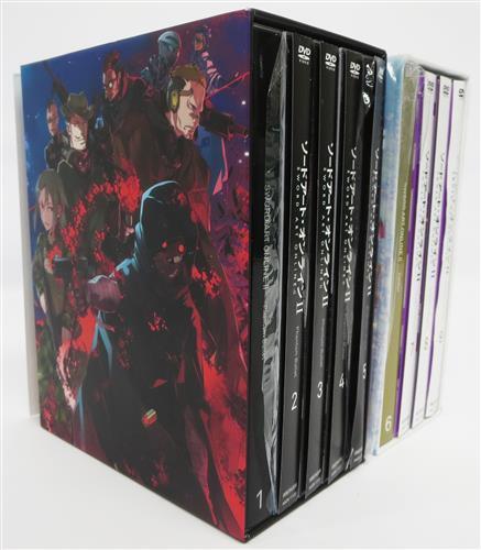 ソードアート・オンライン II 完全生産限定版 全9巻セット 【DVD】