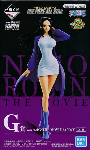 一番くじ ワンピース ONE PIECE ALL STAR G賞 ニコ・ロビン THE MOVIEフィギュア