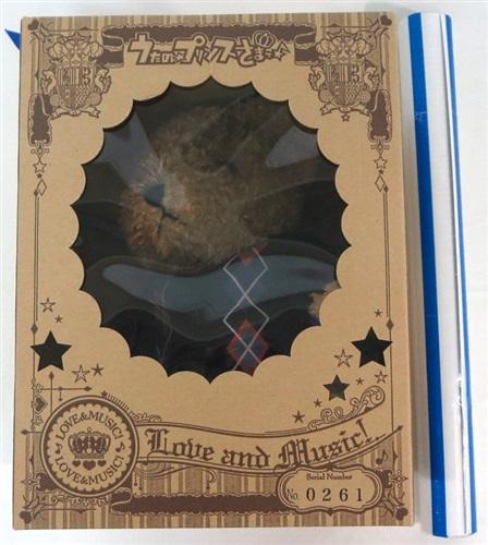うたの☆プリンスさまっ♪ くまの★プリンスさまっ♪ 第一弾☆Aクラス 聖川真斗+アニメイト購入特典B3ポスターセット