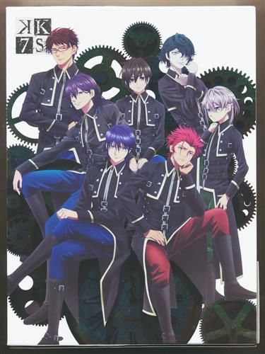 『K』 SEVEN STORIES DVD BOX SIDE:ONE 期間限定版