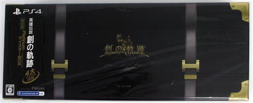 英雄伝説 創の軌跡 Platinum マイスターBOX 【PS4】