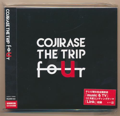 four 初回生産限定盤 [COJIRASE THE TRIP]