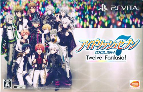 アイドリッシュセブン Twelve Fantasia! 初回限定版 【PS VITA】