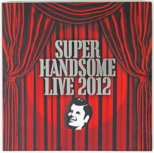 SUPER HANDSOME LIVE 2012 W★VISUAL BOOK 【SUPER HANDSOME LIVE 2012】