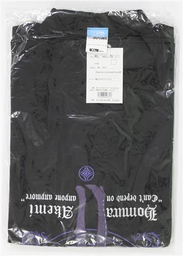 魔法少女まどか☆マギカ 暁美ほむら 刺繍ワークシャツ (XLサイズ)