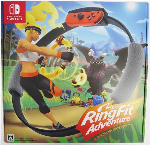 リングフィット アドベンチャー 【Nintendo Switch】