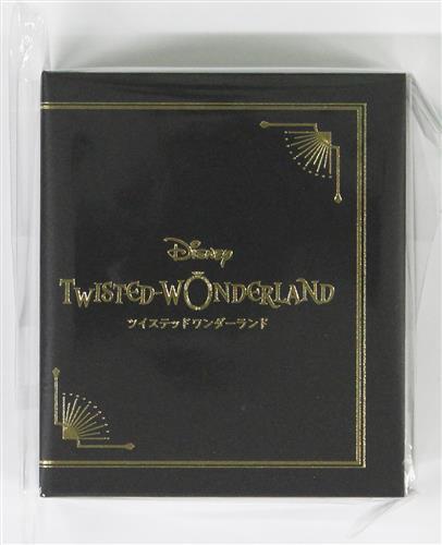 Disney TWISTED-WONDERLAND×white clover シルバーピアス サバナクロー寮
