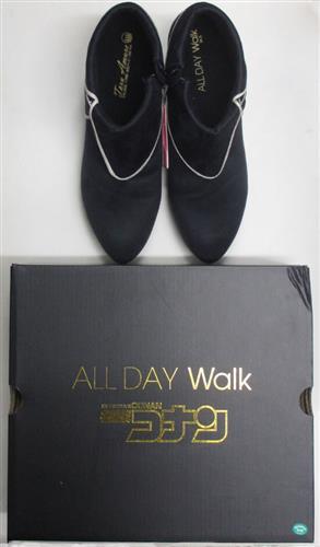 名探偵コナン ALL DAY Walk 安室透シューズ ショートブーツver. (24.5cm)