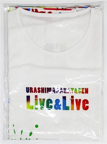浦島坂田船 浦島坂田船! Live&Live RAINBOW/CREW'S BEST BIG Tシャツ