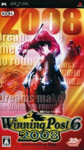 Winning Post 6 2008 【PSP】