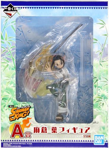 一番くじ SHAMAN KING A賞(ダブルチャンスキャンペーン) 麻倉葉 フィギュア 麻倉葉&阿弥陀丸
