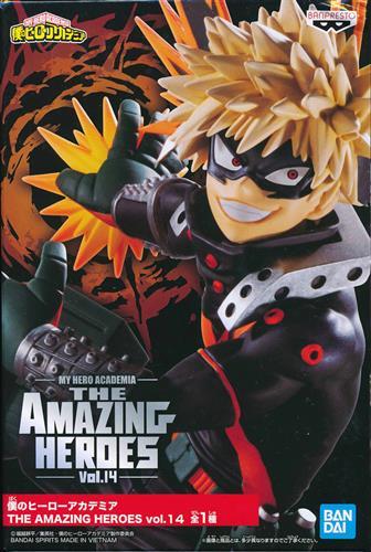 僕のヒーローアカデミア THE AMAZING HEROES vol.14 爆豪勝己