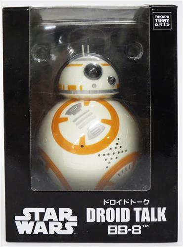 STAR WARS DROID TALK BB-8 【フィギュア】[タカラトミーアーツ]